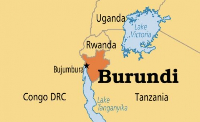 One killed, 9 hurt by grenade in Burundi capital