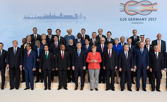 Direction of G20