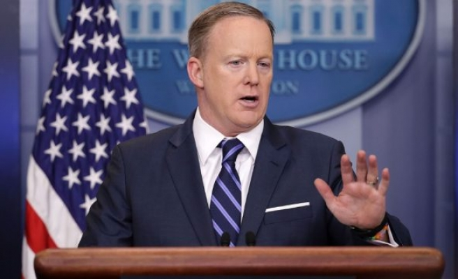 White House spokesman Spicer out in shake-up