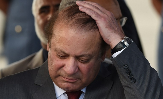 Pakistan's Sharif culminates his 'homecoming' march
