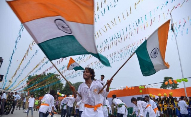 India celebrates 70 years of independence