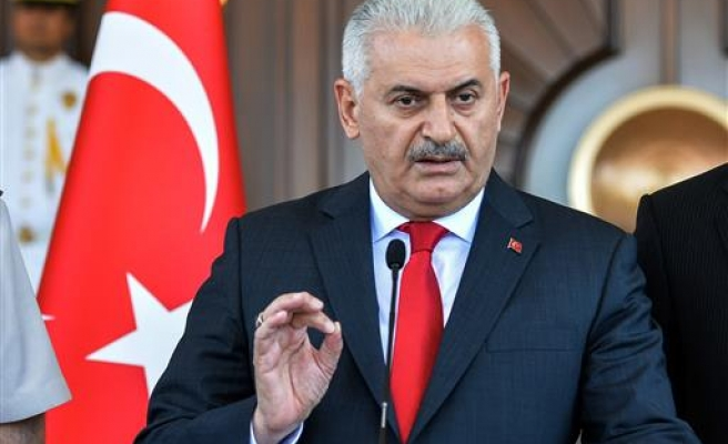 PM Yildirim opens 1st Turkish investment bank in London