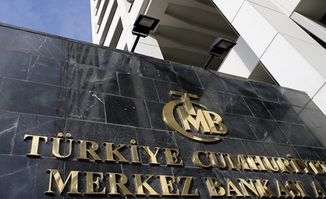 Turkish Central Bank reserves drop to $110.3B in March