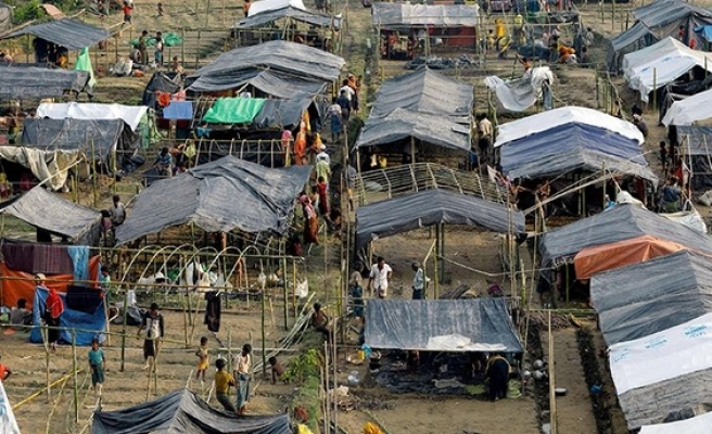 Turkish charity to build shelter for 20,000 Rohingya