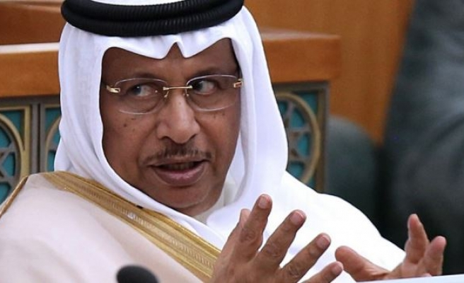 Kuwaiti prime minister proposes new cabinet lineup