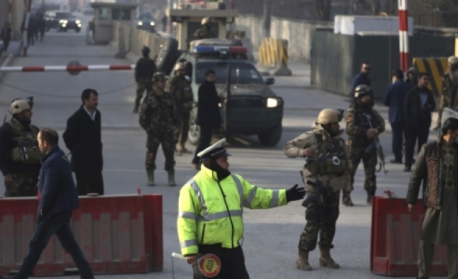 Suicide car bombing kills 3 civilians in Afghan capital