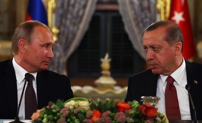 Erdogan, Putin discuss besieged East Ghouta over phone