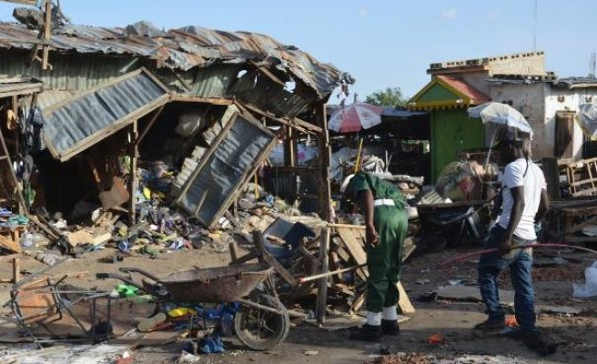 Seven killed in northeastern Nigerian blast