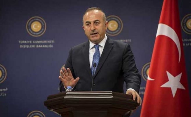 Turkish FM meets senior Iranian official in Ankara