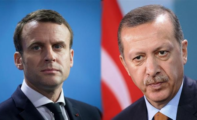 Turkish, French leaders exchange views on Syria