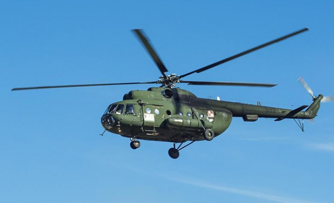5 people killed in Chechnya military helicopter crash