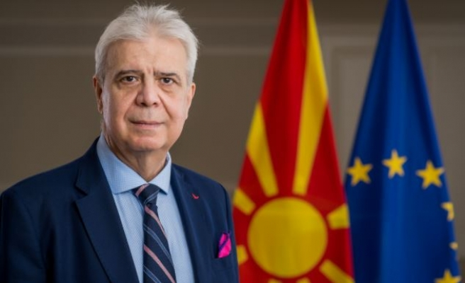 Macedonia 'supports' Turkey in fight against FETO