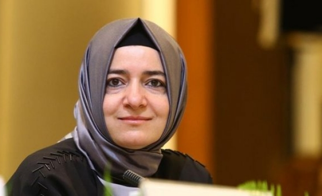 Turkish minister praises role of mothers in society