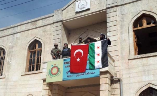 Turkish army provides health services in Syria's Afrin