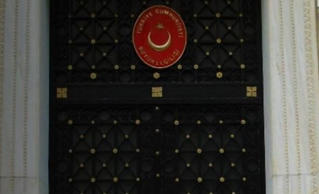 Athens: Turkish embassy holds ceremony for martyrs