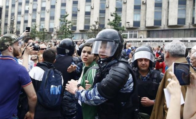 Siberia shopping mall fire incident sparks protest