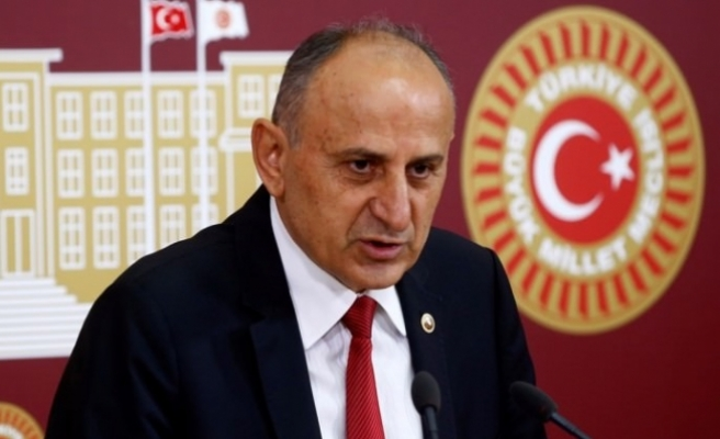 Turkish opposition MP urges joint op. in Iraq's Qandil
