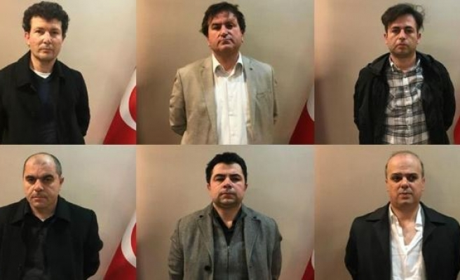 Six members of FETO arrested in Kosovo