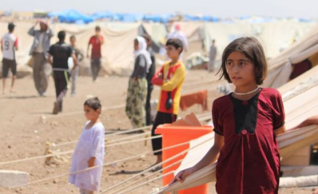 Turkish aid agency helps Syrian refugees in Lebanon