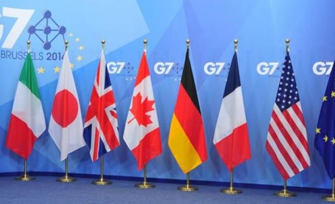 G7 condemns Assad regime's use of chemical weapons
