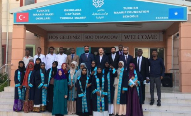 Turkish foundation takes over 108 FETO schools abroad