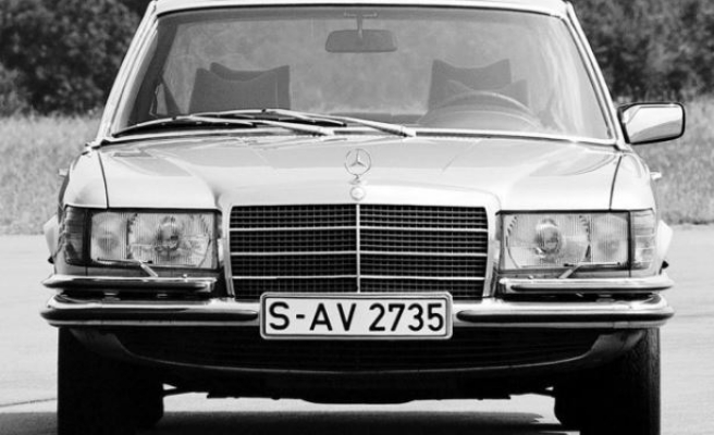 German car lover has his 76 Mercedes restored in Turkey