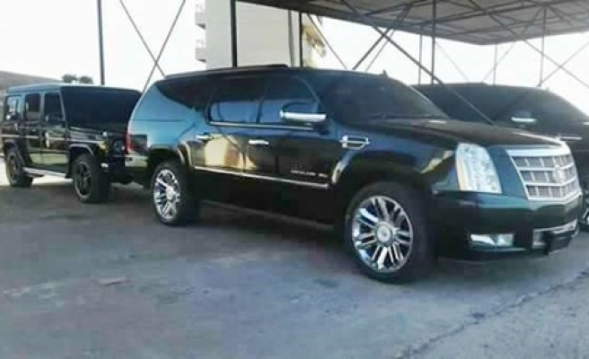Gambia puts former ruler's luxury car fleet on sale