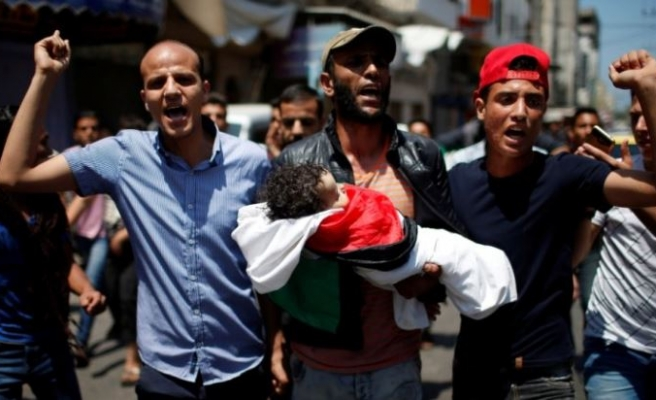 Gaza's youngest martyr: 8-month-old Laila