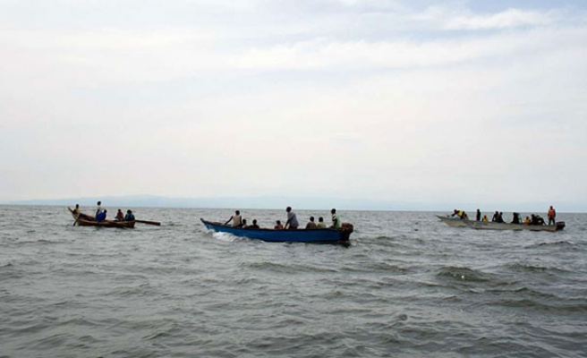 Boat carrying FETO suspects capsizes in NW Turkey