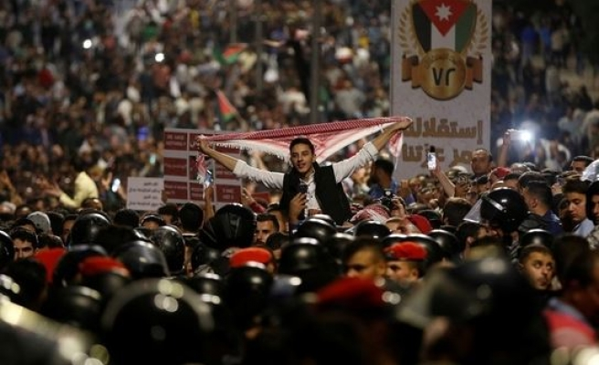 Jordan, between the Gulf and the Arab Spring