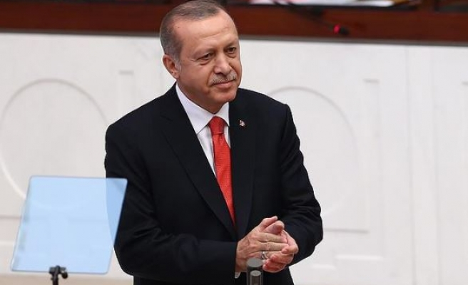 Turkish President Erdogan unveils 100-day action plan