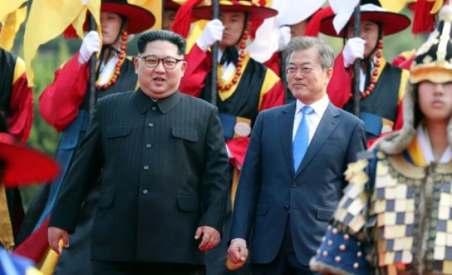 Koreas take another step towards peace