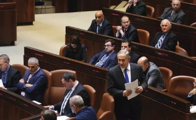 'Jewish state' law sparks outrage among Jews