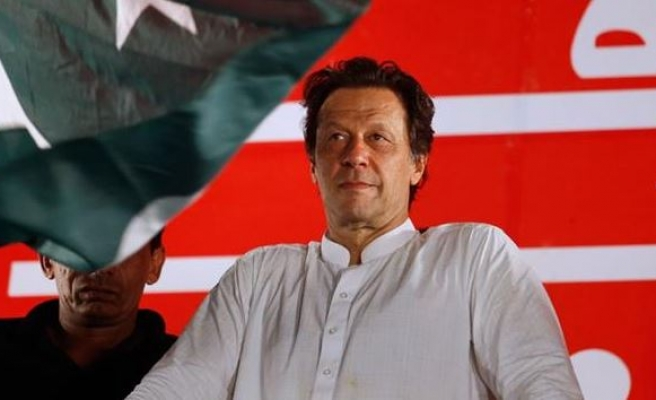 Imran Khan elected as Pakistan's prime minister