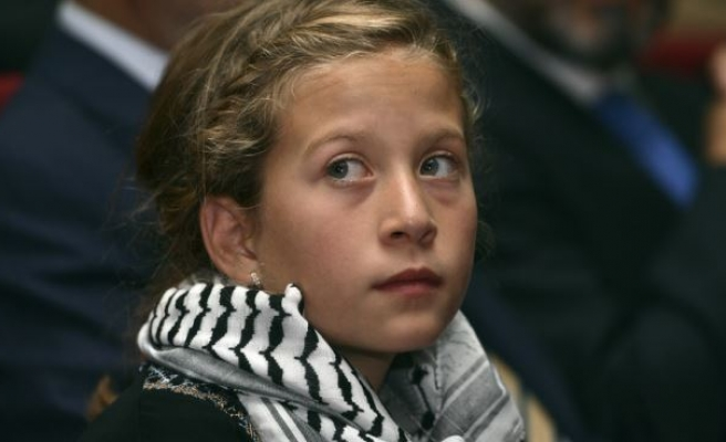 Ahed Tamimi to release from Israeli prison on Sunday