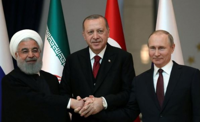 Turkey, Russia, Iran meet ahead of Syria talks