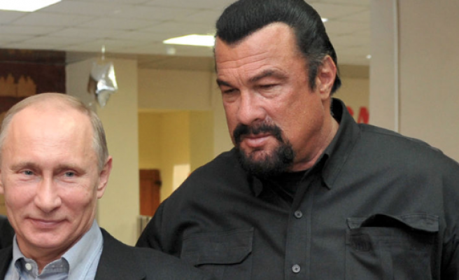 Russia appoints Hollywood actor as special envoy to US