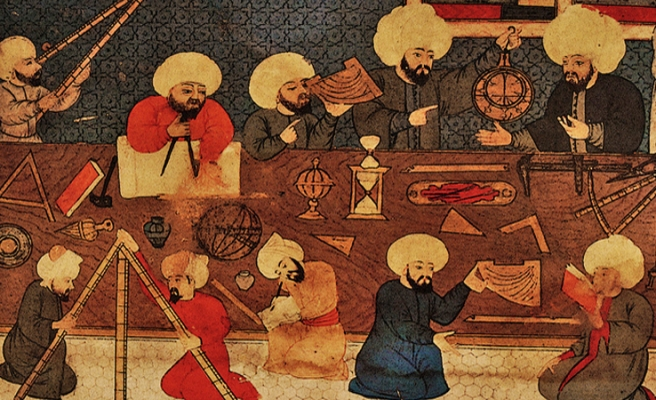 What is the Muslim world?