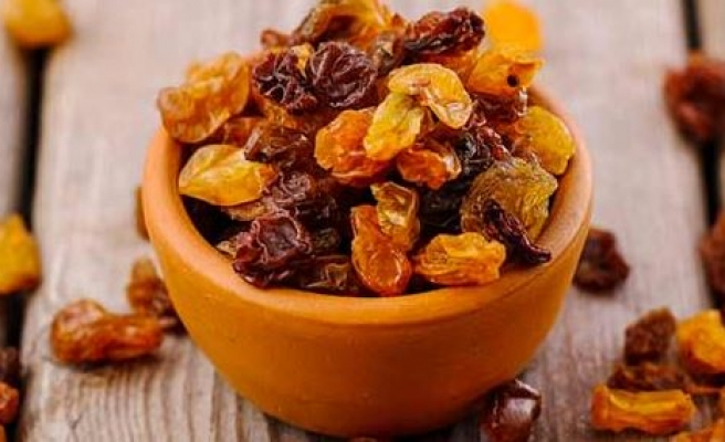 Chinese firm to buy raisins from Turkey rather than US