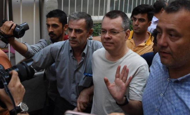Turkish court rejects another appeal to free US pastor