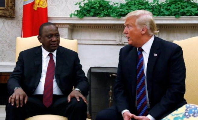 US, Kenya elevate relations to strategic partnership