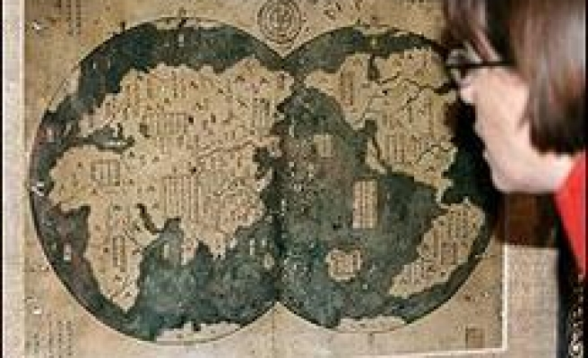 'Ancient' Map Could Prove China Found America First
