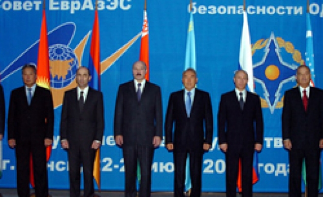 Kazakhstan to sign Russian-led trade bloc treaty next month