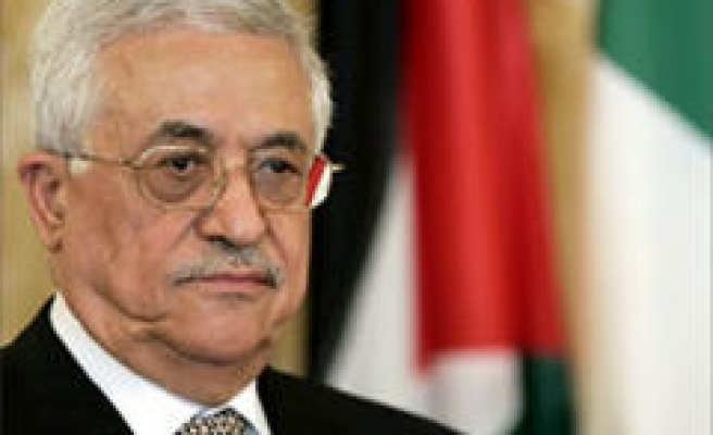 Abbas Ready to Meet Olmert