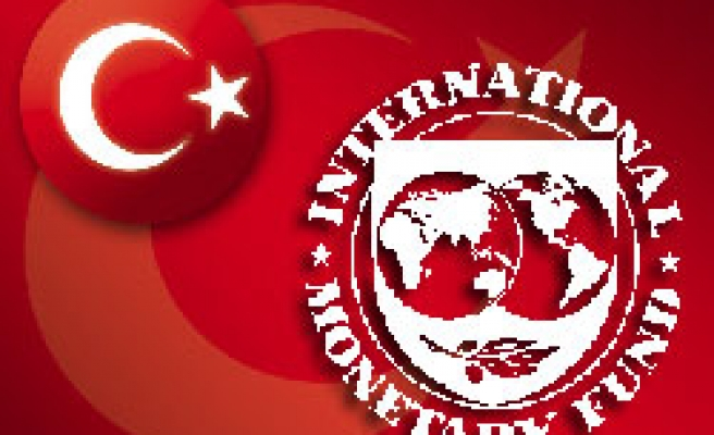 Turkey expecting answer from IMF this week: paper