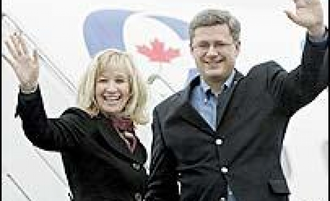 Canada Conservatives Win Election