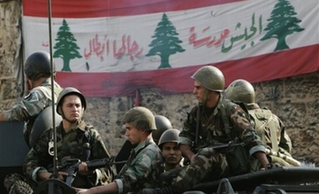 Lebanese army chief confirms no Scuds in country