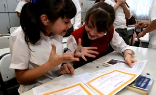 Turkish students to get grade reports