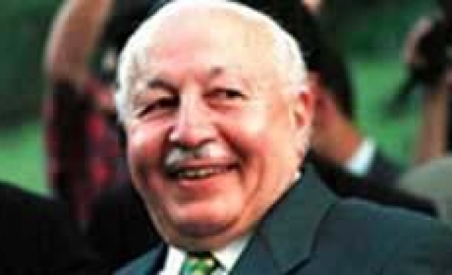 Erbakan to Serve His Two-Year