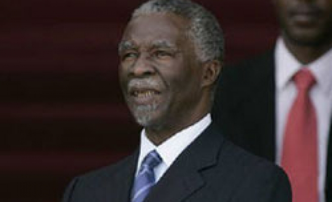 S.Africa's ANC denies purging pro-Mbeki officials